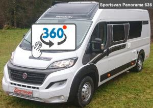 Sportsvan Panorama 636